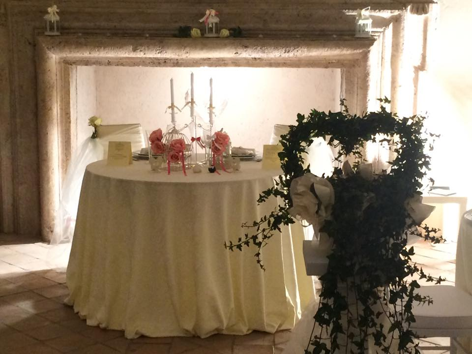 Castello Colonna di Genazzano unito alla qualità del Ristorante - Catering Cremona